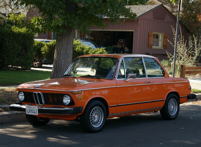 BMW   2002 AD   Come rest your eyes on Los Angeles' recognized